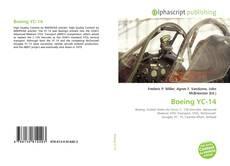 Capa do livro de Boeing YC-14
