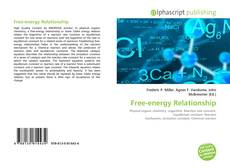Bookcover of Free-energy Relationship