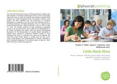 Bookcover of Little Rock Nine