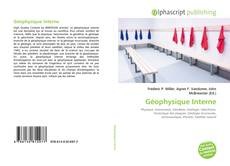 Bookcover of Géophysique Interne