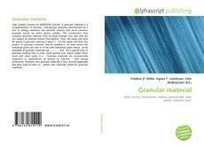 Granular material的封面