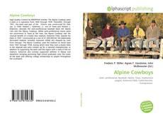 Bookcover of Alpine Cowboys