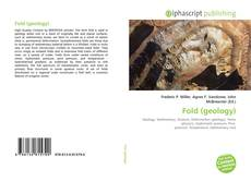 Bookcover of Fold (geology)