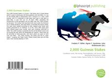 Buchcover von 2,000 Guineas Stakes