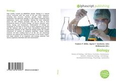 Bookcover of Biology