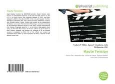 Bookcover of Haute Tension
