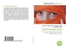 Conflit Israélo-arabe kitap kapağı