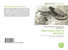 Bookcover of Major League: Back to the Minors