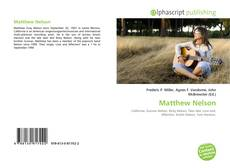 Bookcover of Matthew Nelson