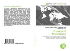 Buchcover von Economy of Mozambique