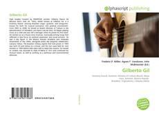 Bookcover of Gilberto Gil
