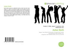 Bookcover of Asher Roth