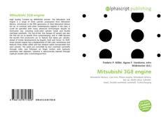 Buchcover von Mitsubishi 3G8 engine