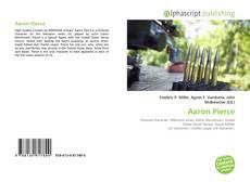 Bookcover of Aaron Pierce