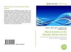 Capa do livro de Mario