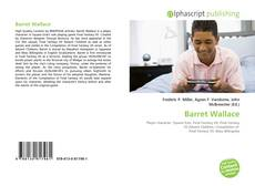 Bookcover of Barret Wallace