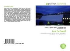 Portada del libro de Jerk De Soleil