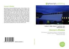 Homer's Phobia kitap kapağı