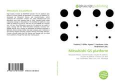 Copertina di Mitsubishi GS platform