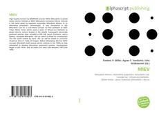 Buchcover von MIEV