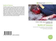 Battle of Talavera的封面