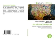 Bookcover of Gouvernance Mondiale