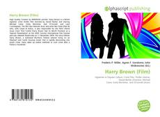 Bookcover of Harry Brown (Film)