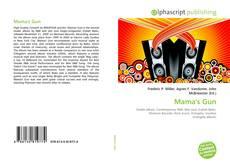 Capa do livro de Mama's Gun