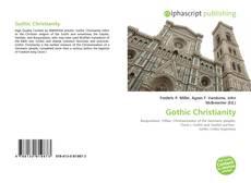 Capa do livro de Gothic Christianity