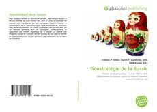 Bookcover of Géostratégie de la Russie