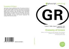 Economy of Greece的封面