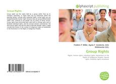 Bookcover of Group Rights