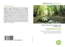 Capa do livro de Hypothèse Gaïa