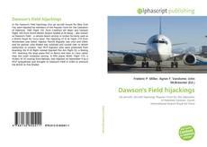 Capa do livro de Dawson's Field hijackings
