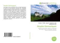 Portada del libro de Peuples Germaniques