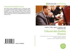 Bookcover of Tribunal des Conflits (France)