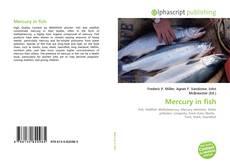 Bookcover of Mercury in fish