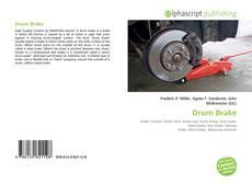 Borítókép a  Drum Brake - hoz