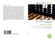 Abacus School kitap kapağı