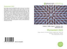 Bookcover of Illusionism (Art)
