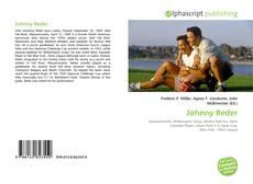 Capa do livro de Johnny Reder
