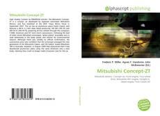 Couverture de Mitsubishi Concept-ZT