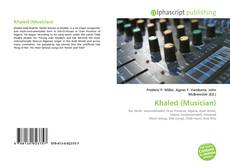 Bookcover of Khaled (Musician)