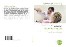Buchcover von Friedrich von Spee