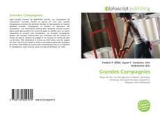 Buchcover von Grandes Compagnies