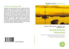 Grand Schisme d'Occident kitap kapağı