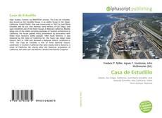 Bookcover of Casa de Estudillo