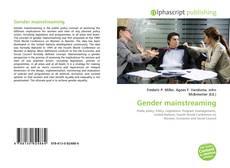 Gender mainstreaming的封面