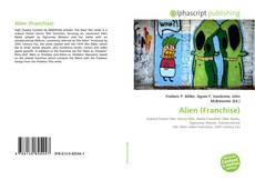 Portada del libro de Alien (Franchise)