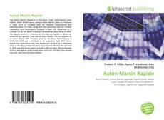 Bookcover of Aston Martin Rapide